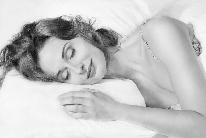 Uma boa noite de sono, prazeres da vida simples