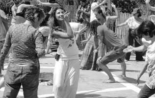 Você conhece o Yoga Dance?