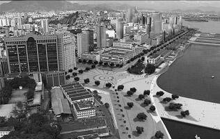 De volta ao Passado –  Revitalização do Porto RJ
