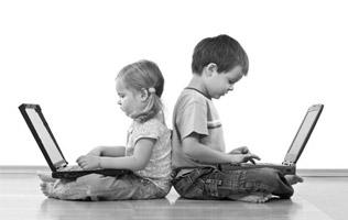 Perigos e dicas para controle no acesso das crianças a internet!