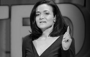 Por que temos tão poucas líderes por Sheryl Sandberg, COO do Facebook