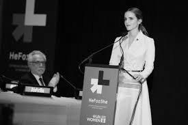 Começando a conversar … O Discurso de Emma Watson na ONU na nova coluna Mulher e Carreira