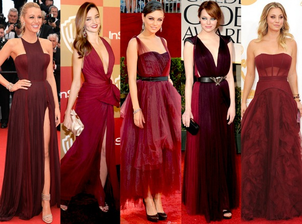 Pantone elege Marsala a cor para o inverno de 2015