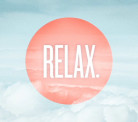 Que tal relaxar um pouco?