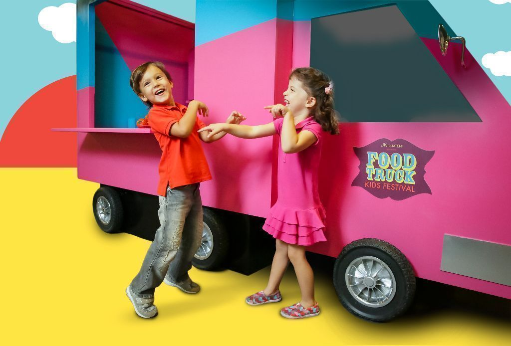 Food Trucks Kids Festival