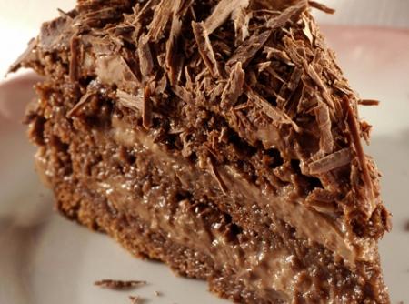 Receita prática de Torta Nega Maluca