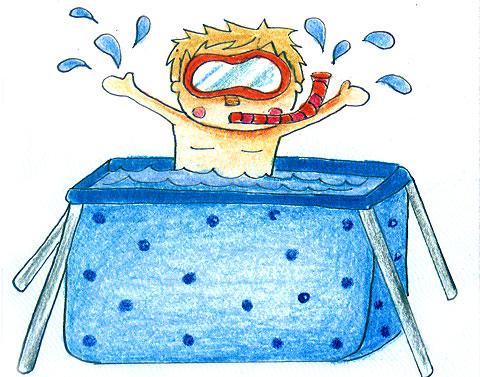 psicina banho