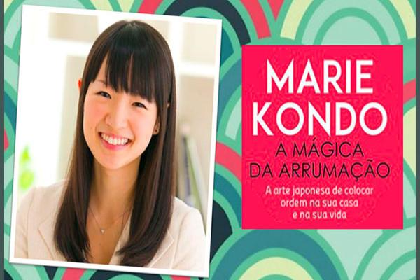 Cinco Dicas de Organização que Aprendi com o Método Marie Kondo